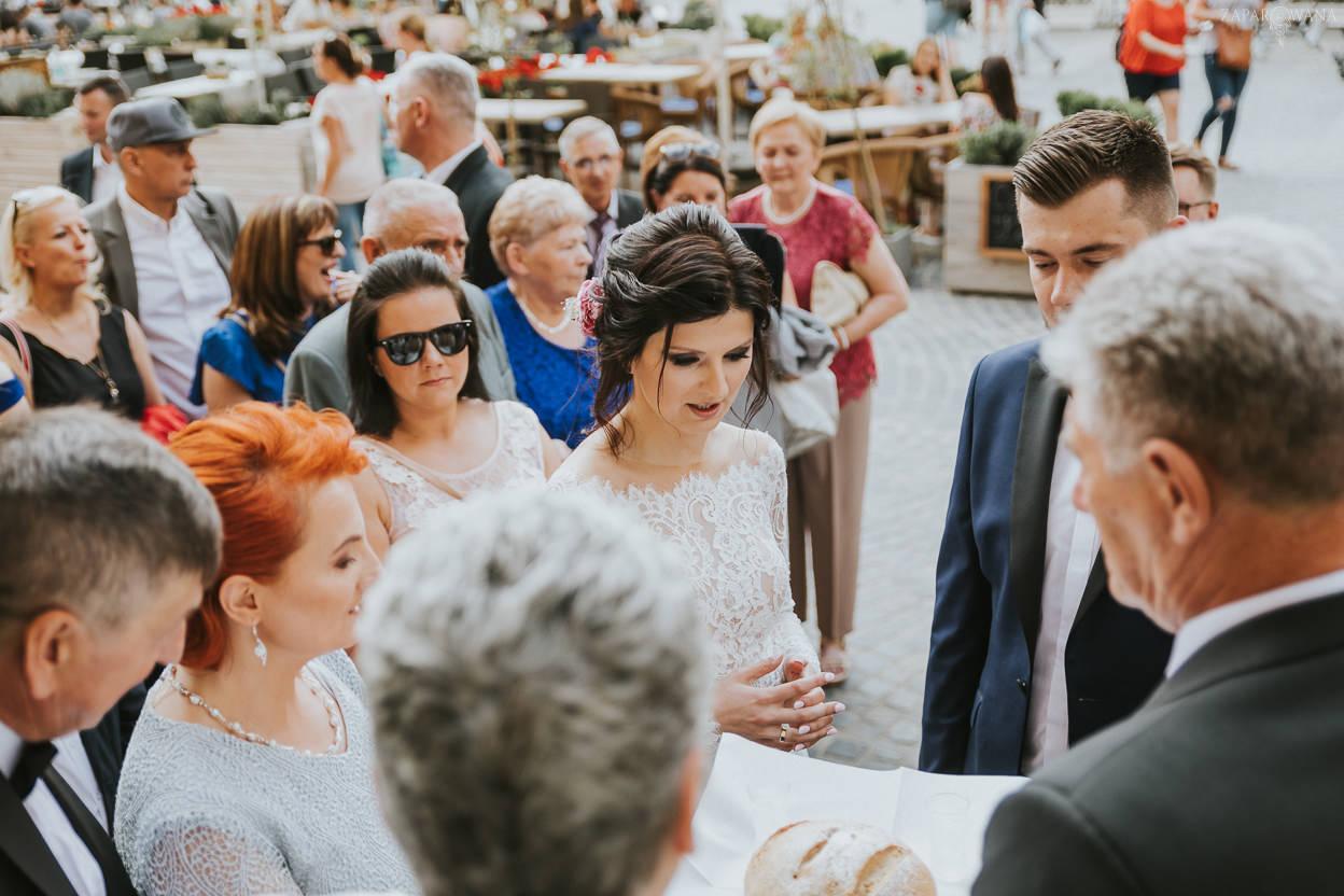 314 - ZAPAROWANA - Kameralny ślub z weselem w Bistro Warszawa