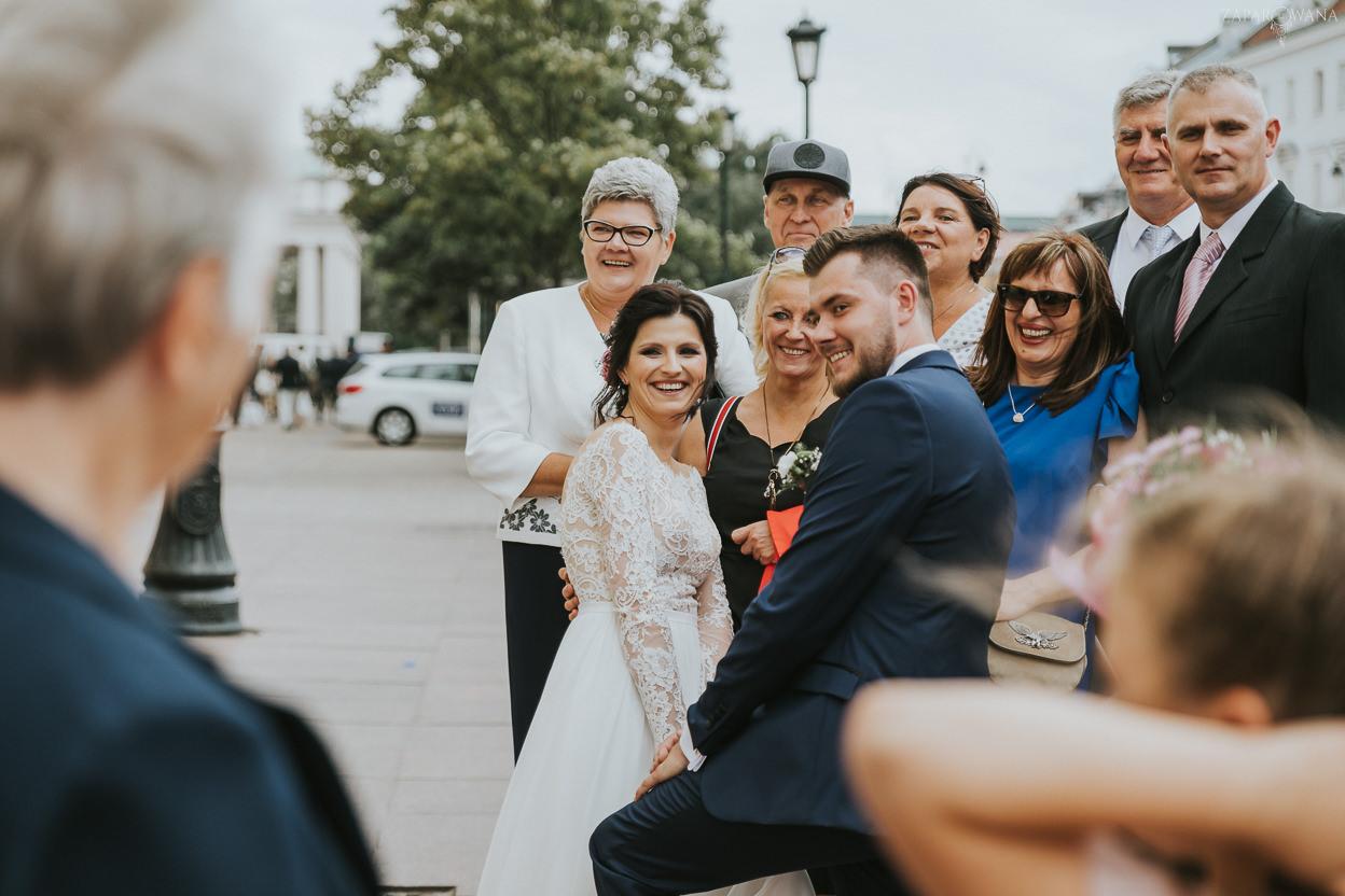288 - ZAPAROWANA - Kameralny ślub z weselem w Bistro Warszawa