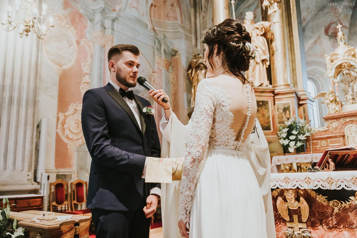 177 - ZAPAROWANA - Kameralny ślub z weselem w Bistro Warszawa