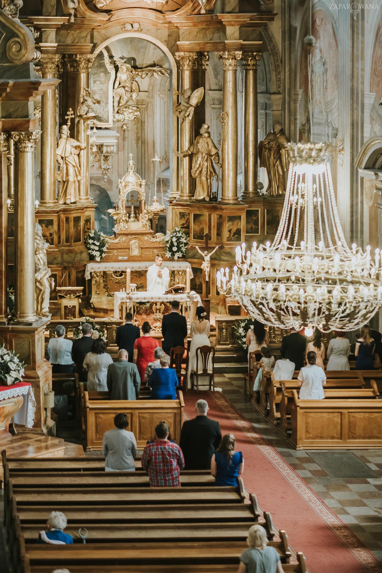 156 - ZAPAROWANA - Kameralny ślub z weselem w Bistro Warszawa