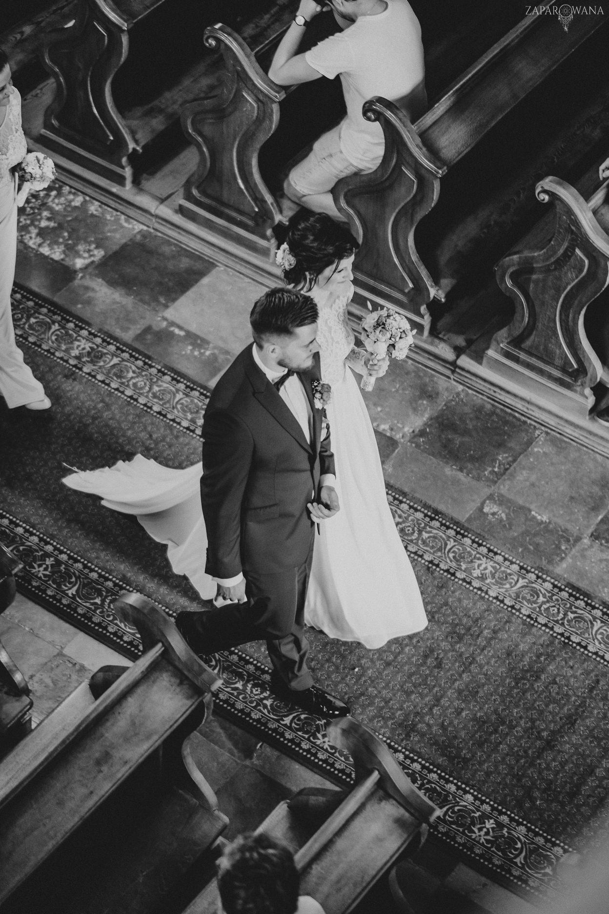 227 - ZAPAROWANA - Kameralny ślub z weselem w Bistro Warszawa