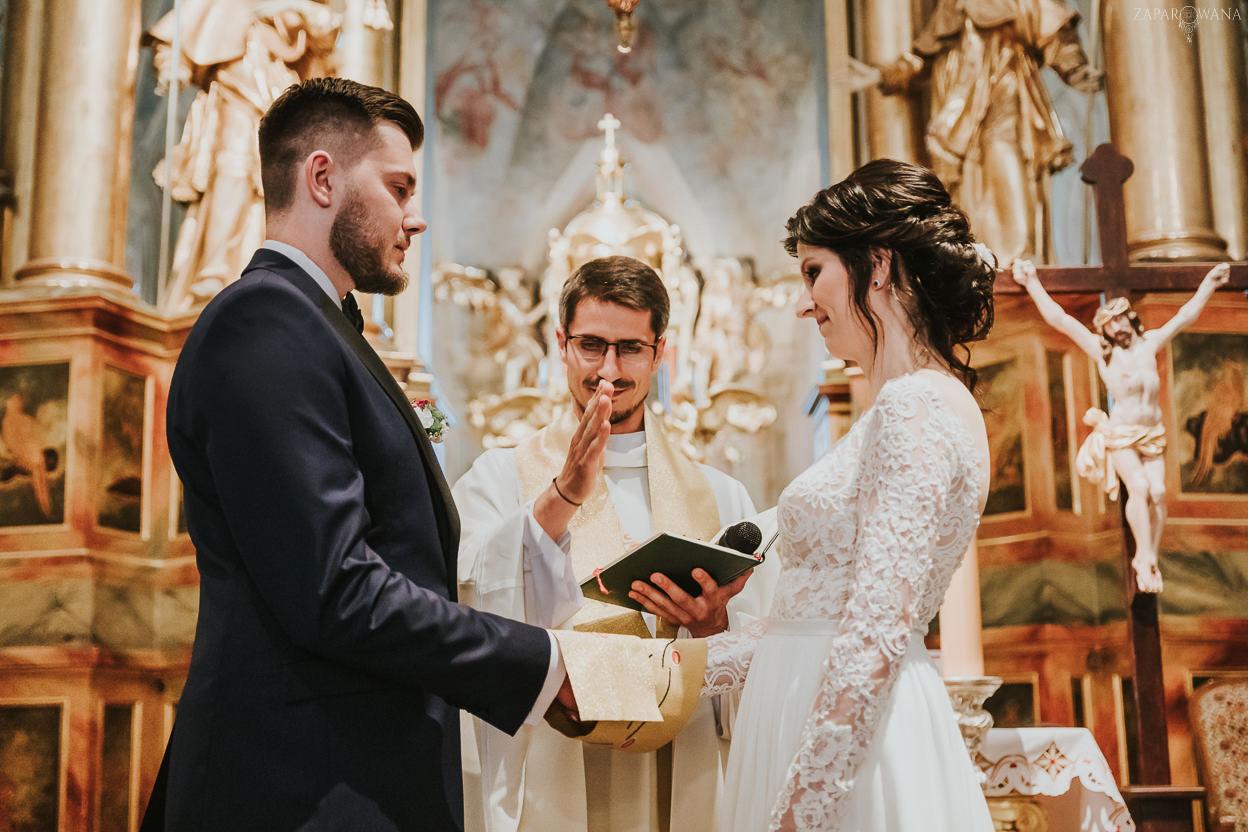 183 - ZAPAROWANA - Kameralny ślub z weselem w Bistro Warszawa