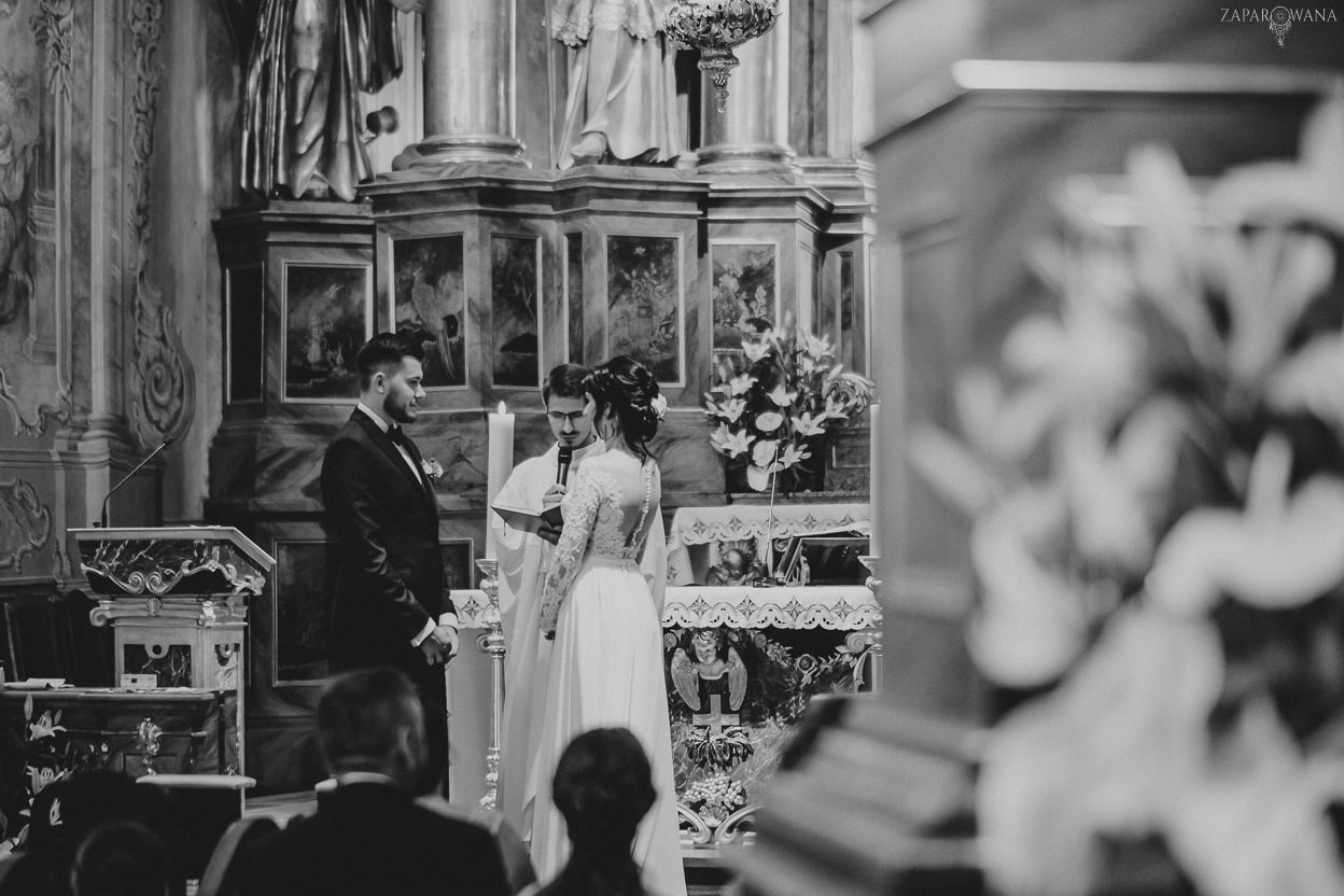 165 - ZAPAROWANA - Kameralny ślub z weselem w Bistro Warszawa