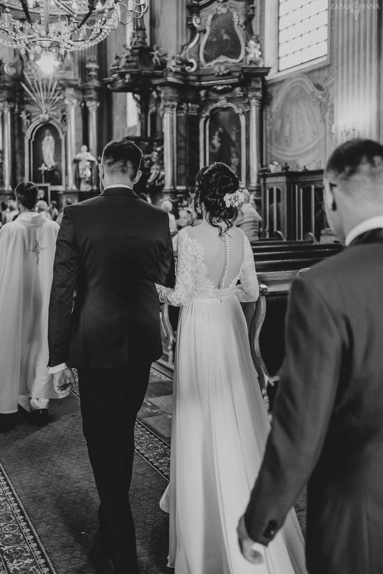 150 - ZAPAROWANA - Kameralny ślub z weselem w Bistro Warszawa