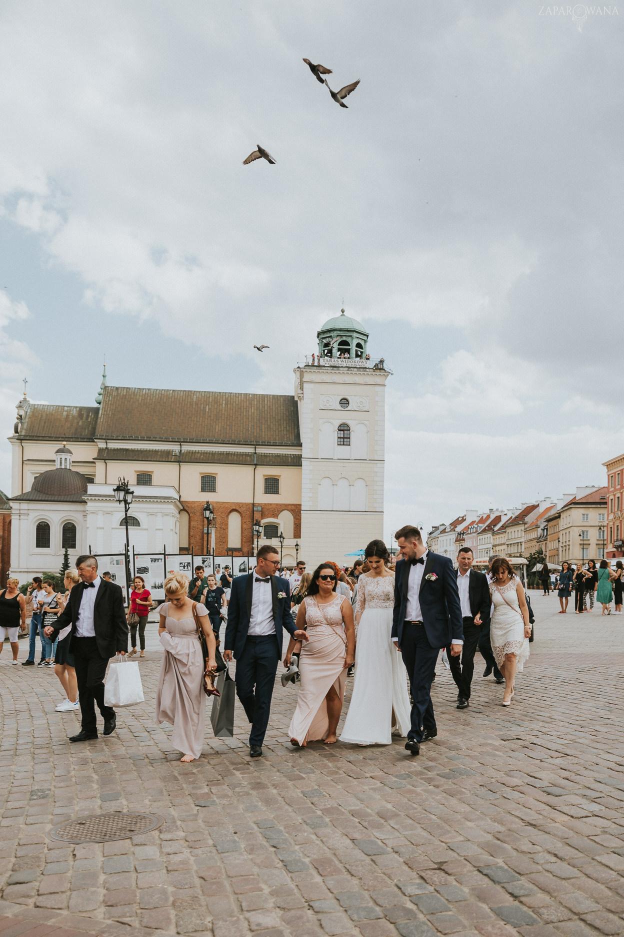 299 - ZAPAROWANA - Kameralny ślub z weselem w Bistro Warszawa