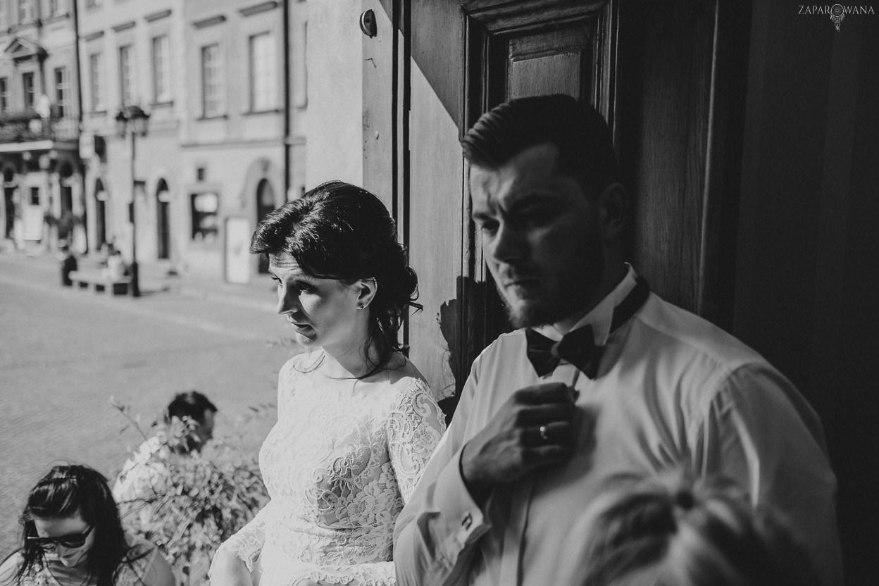 362 - ZAPAROWANA - Kameralny ślub z weselem w Bistro Warszawa