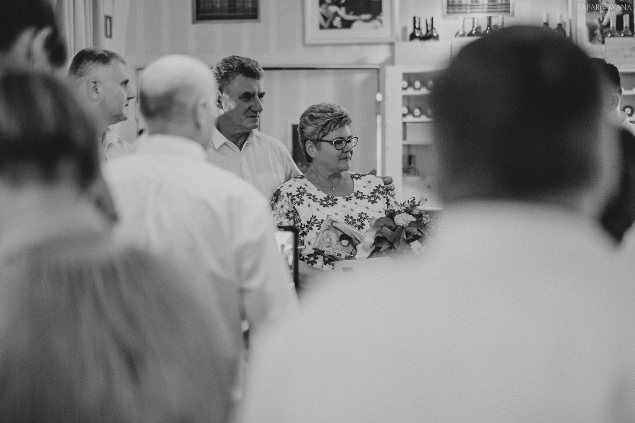 587 - ZAPAROWANA - Kameralny ślub z weselem w Bistro Warszawa