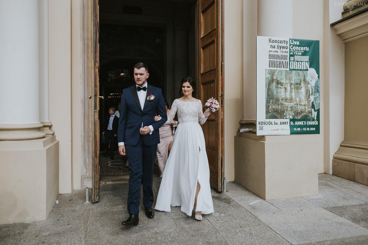 228 - ZAPAROWANA - Kameralny ślub z weselem w Bistro Warszawa