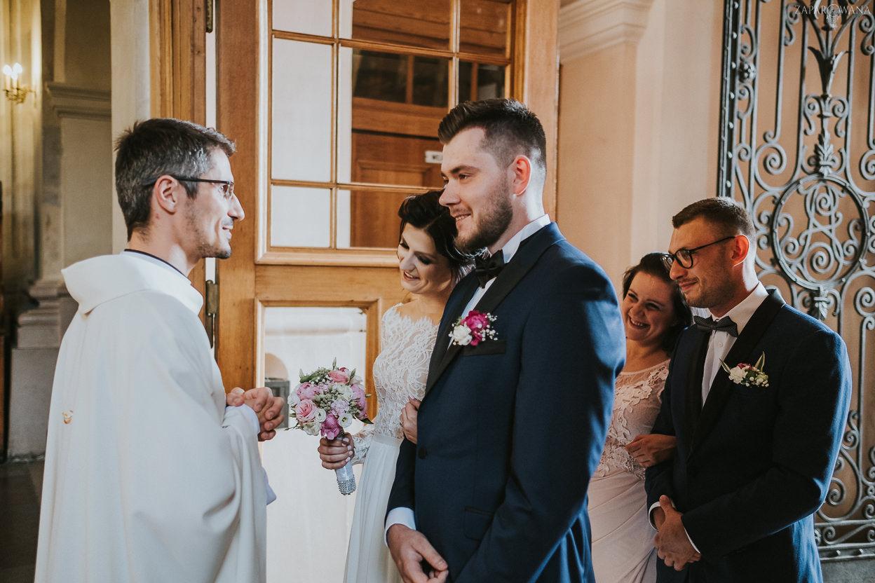 149 - ZAPAROWANA - Kameralny ślub z weselem w Bistro Warszawa