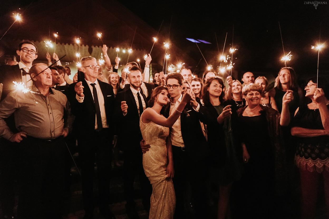 539 - ZAPAROWANA - Ślub A-A