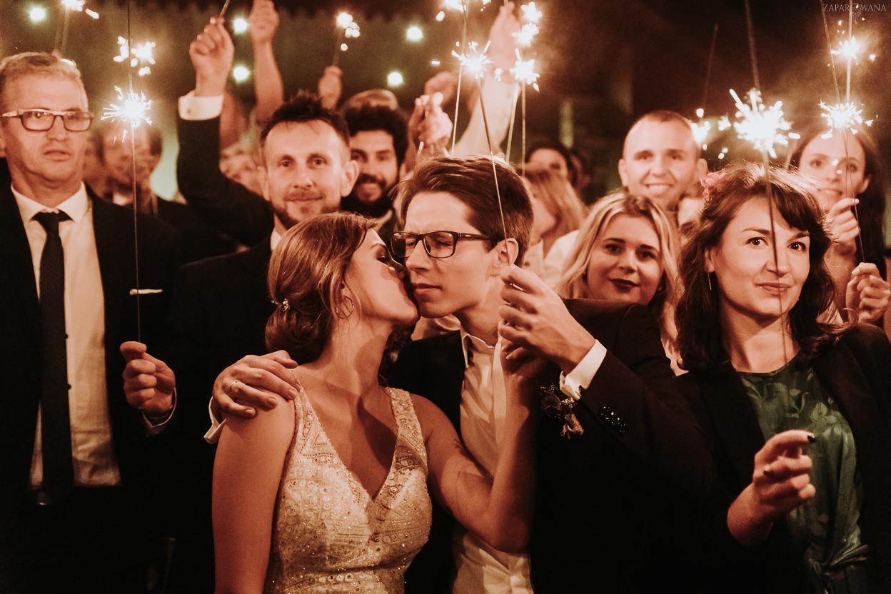 537 - ZAPAROWANA - Ślub A-A
