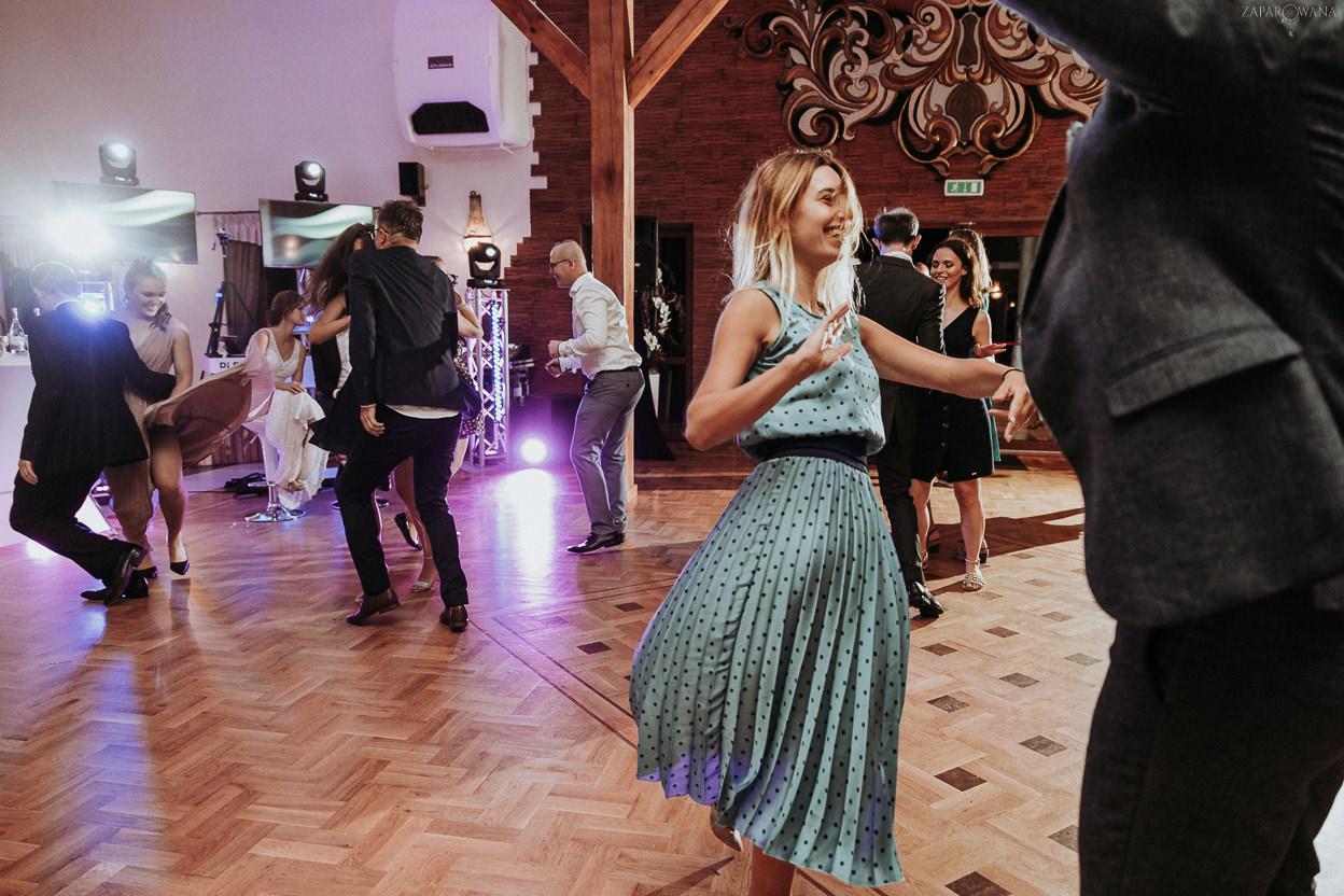 519 - ZAPAROWANA - Ślub A-A