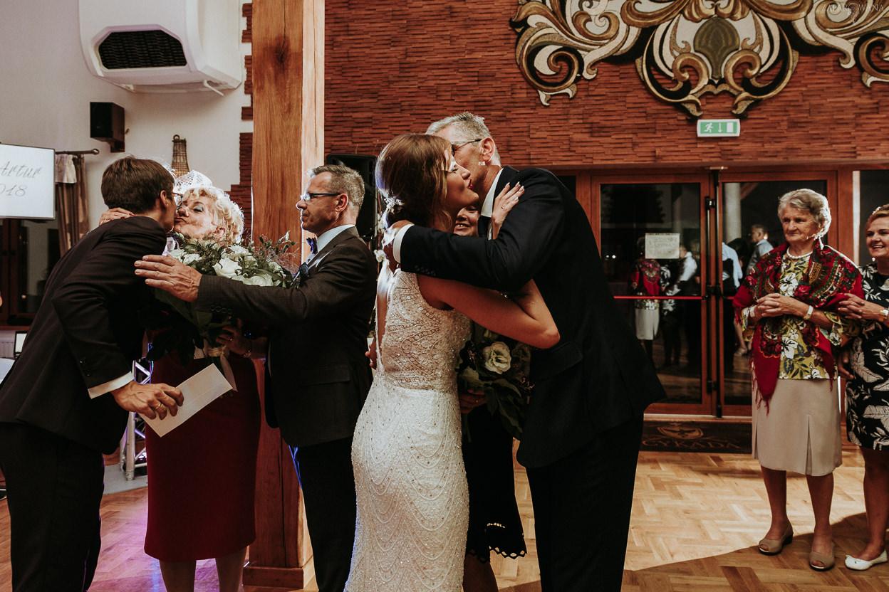 476 - ZAPAROWANA - Ślub A-A