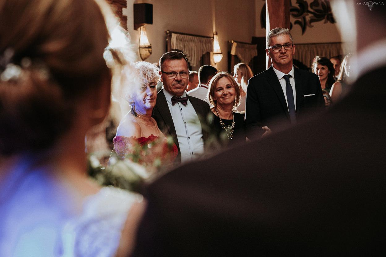 473 - ZAPAROWANA - Ślub A-A