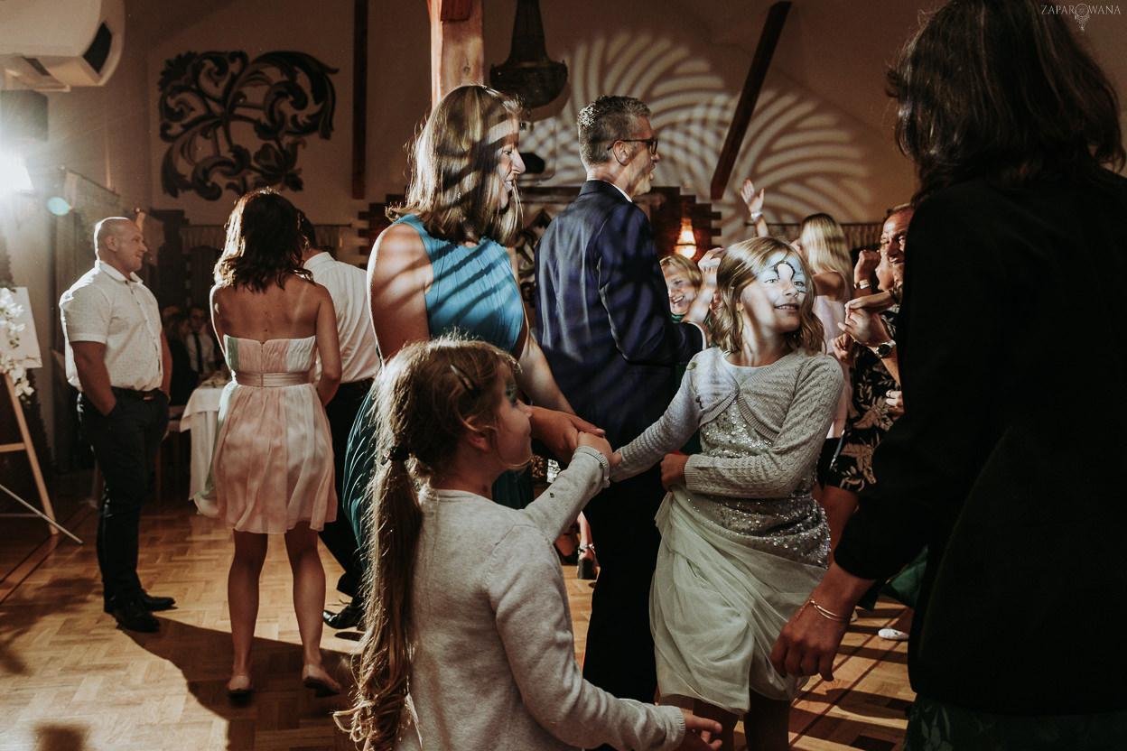 463 - ZAPAROWANA - Ślub A-A