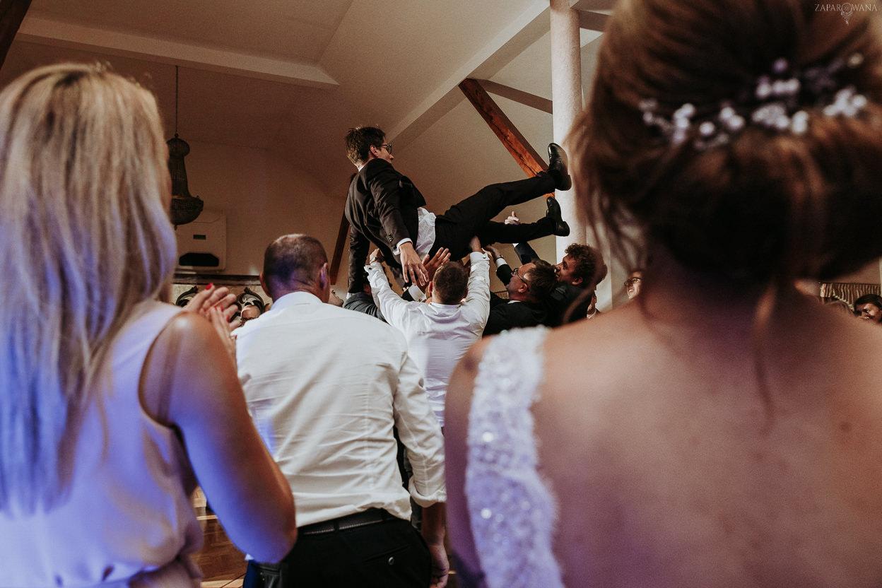462 - ZAPAROWANA - Ślub A-A