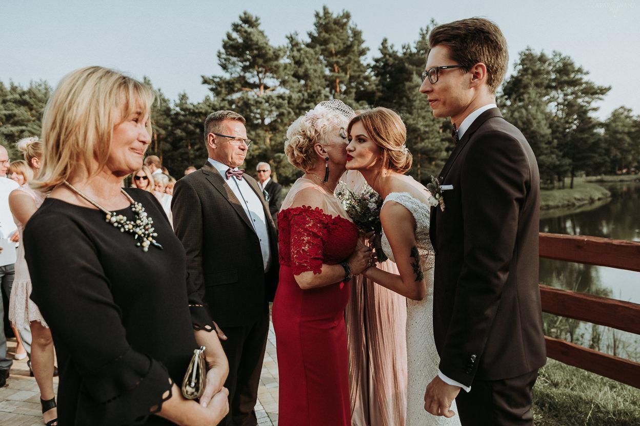 087 - ZAPAROWANA - Ślub A-A