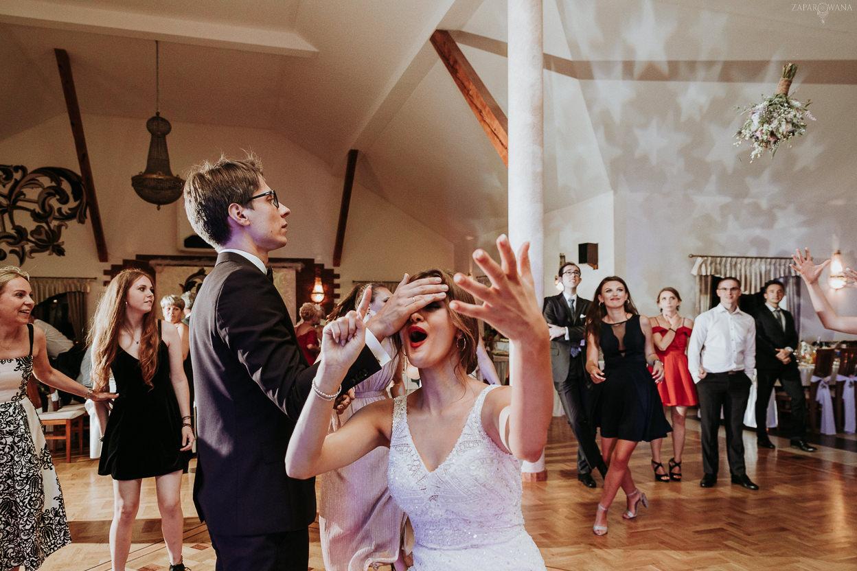 496 - ZAPAROWANA - Ślub A-A