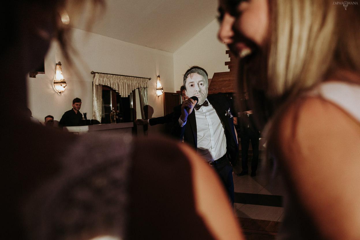 449 - ZAPAROWANA - Ślub A-A