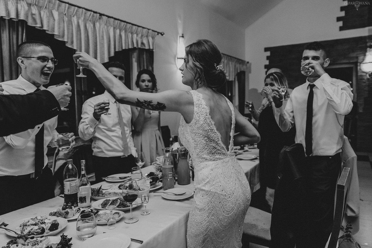 423 - ZAPAROWANA - Ślub A-A