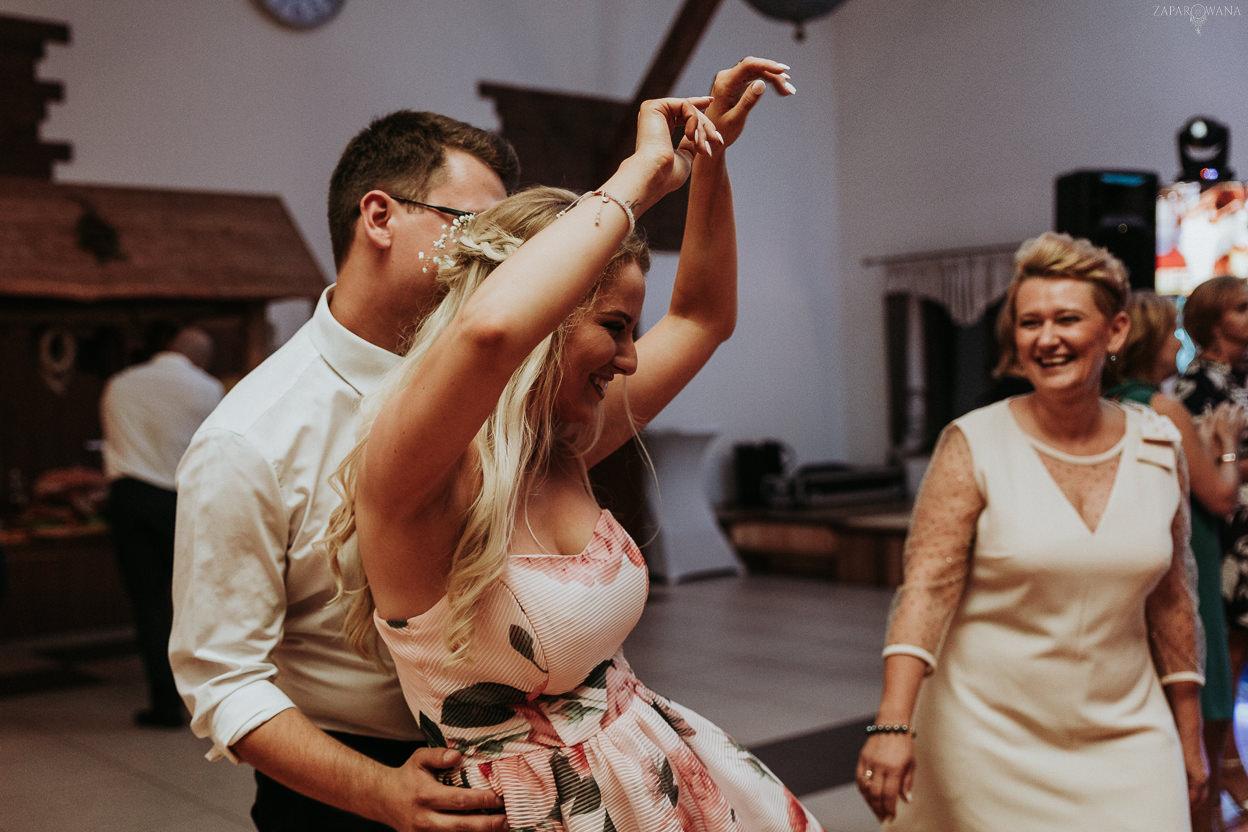 283 - ZAPAROWANA - Ślub A-A