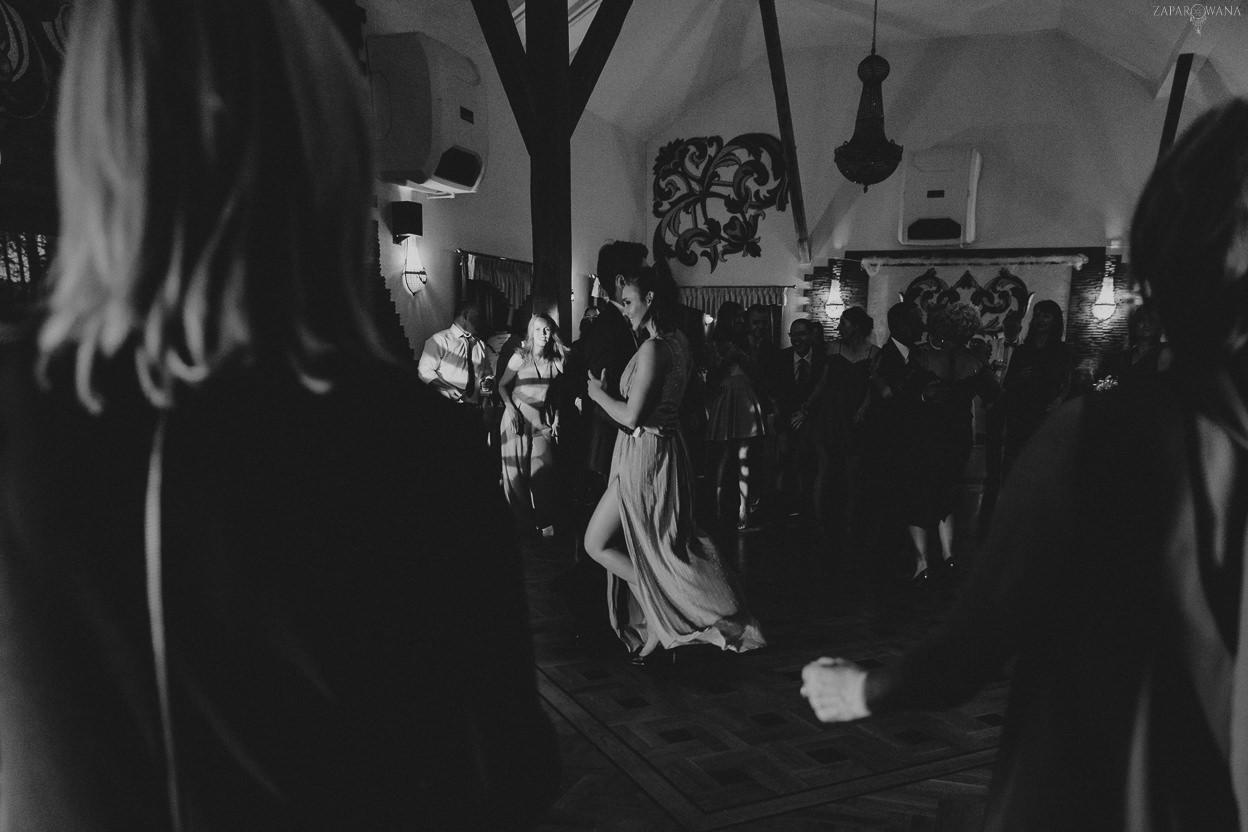 279 - ZAPAROWANA - Ślub A-A