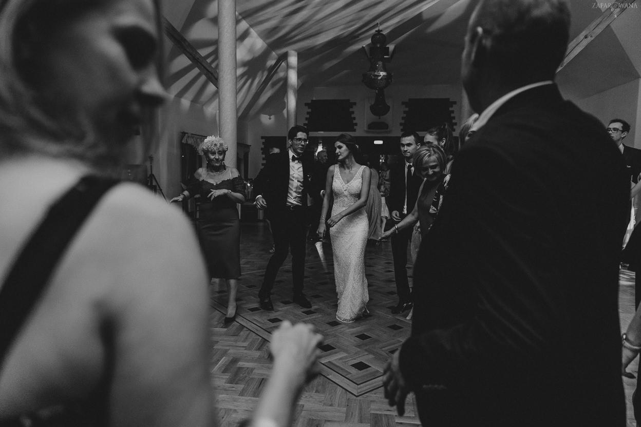 276 - ZAPAROWANA - Ślub A-A