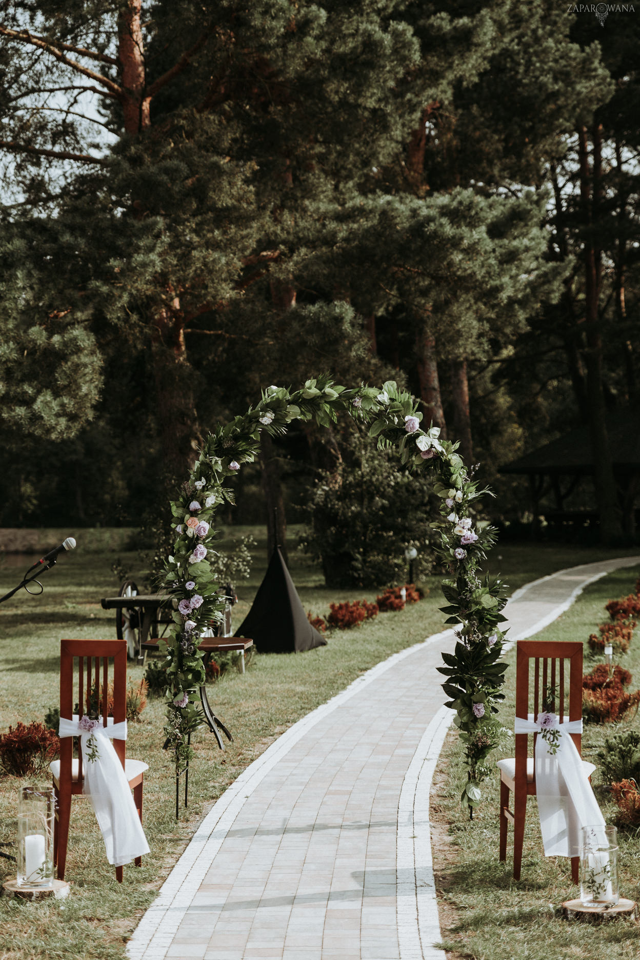 006 - ZAPAROWANA - Ślub A-A