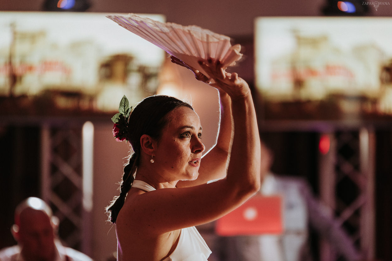 376 - ZAPAROWANA - Ślub A-A