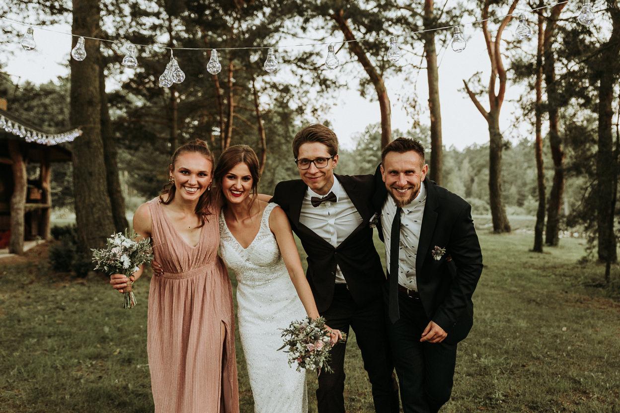 222 - ZAPAROWANA - Ślub A-A