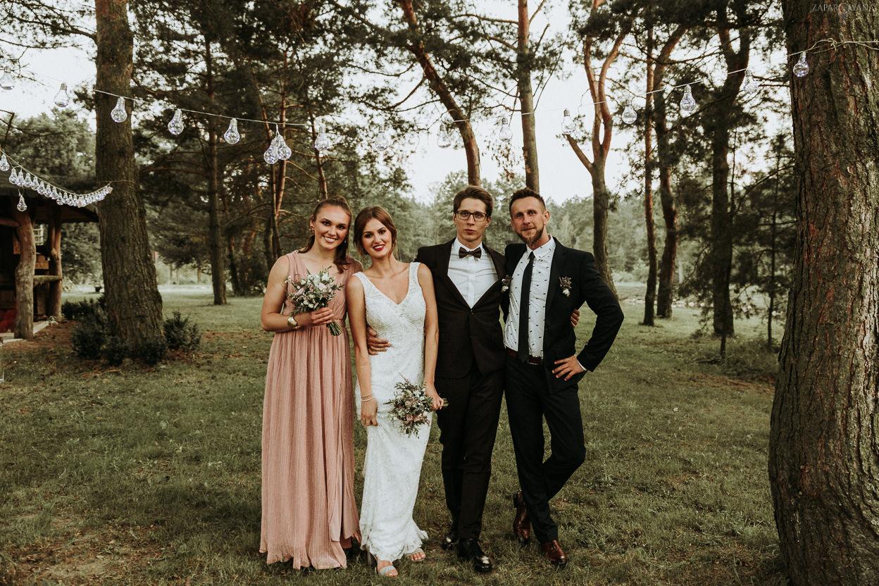 221 - ZAPAROWANA - Ślub A-A