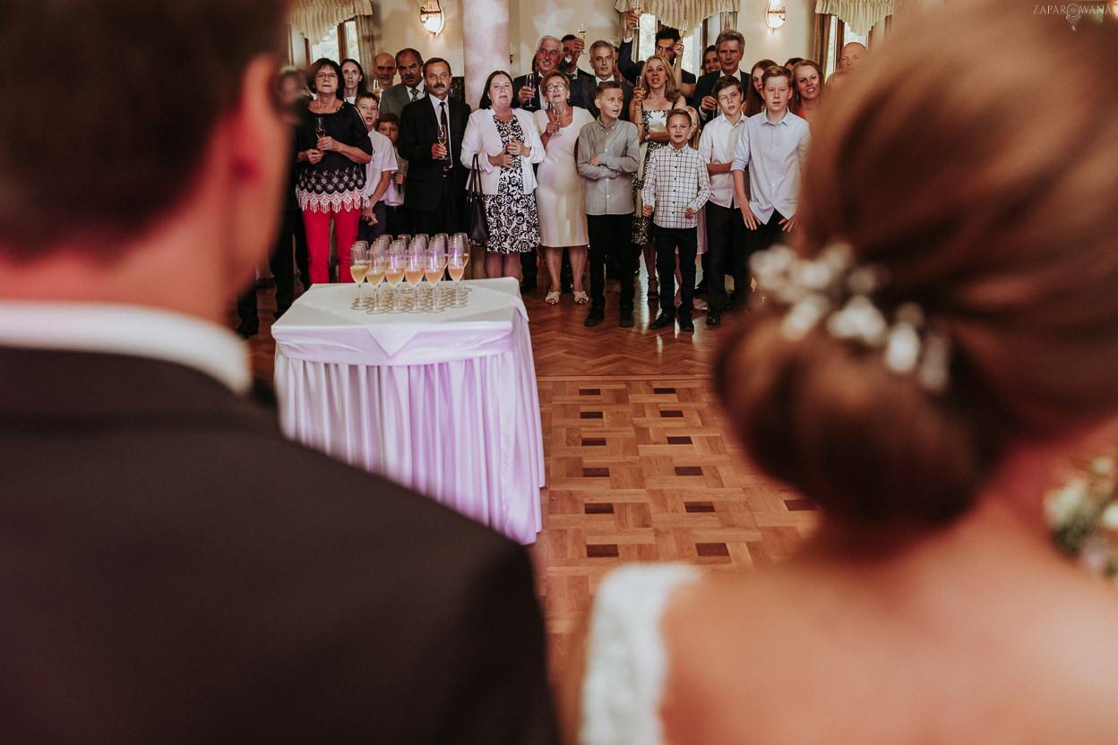 191 - ZAPAROWANA - Ślub A-A