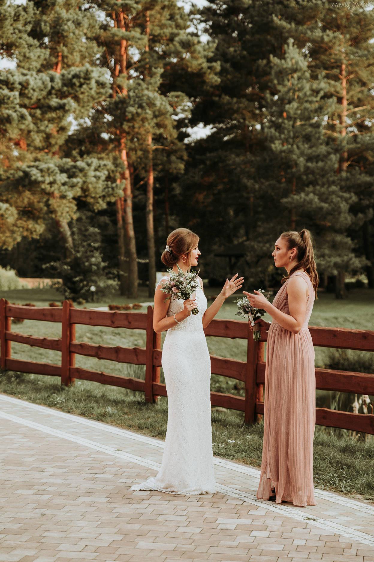 183 - ZAPAROWANA - Ślub A-A