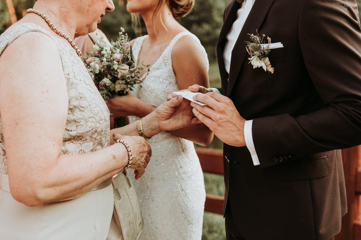 148 - ZAPAROWANA - Ślub A-A