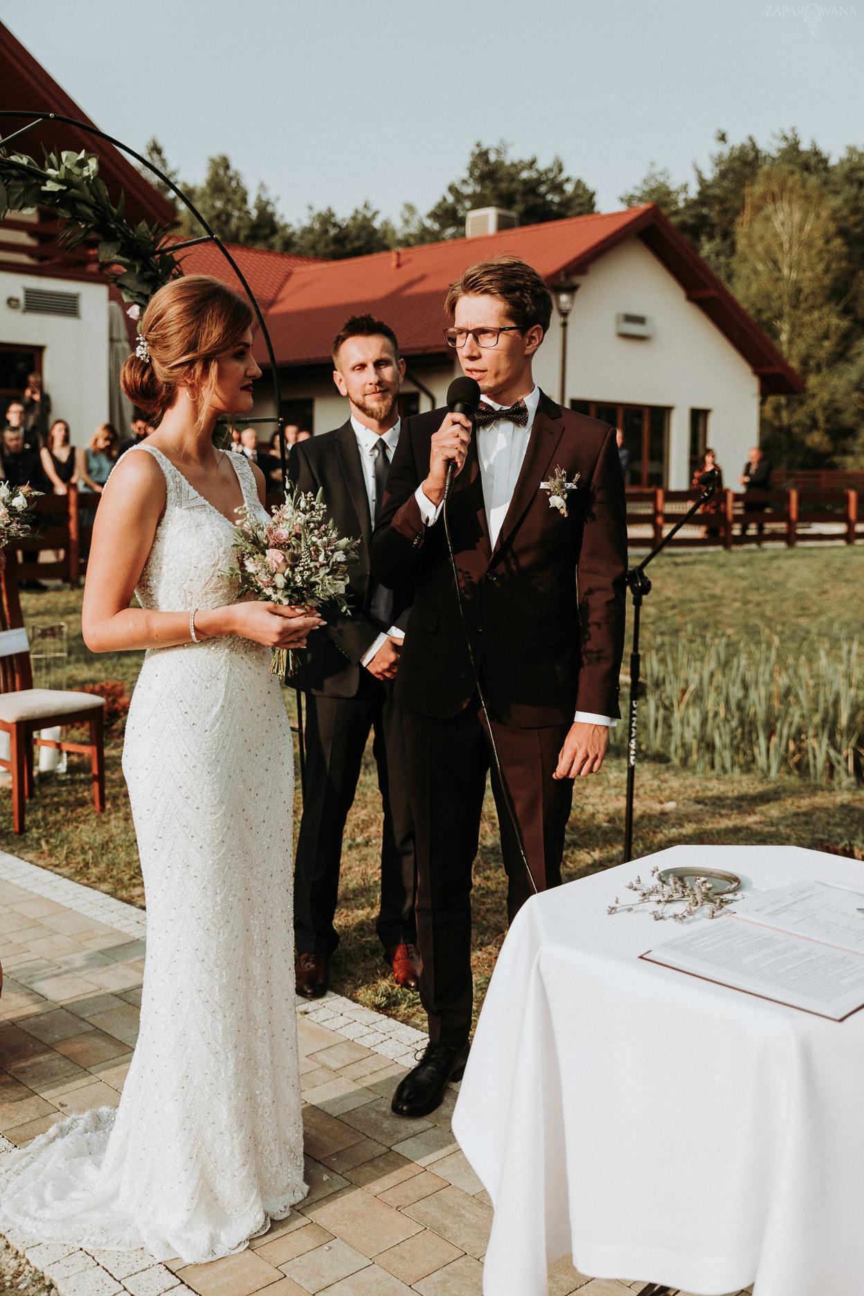 043 - ZAPAROWANA - Ślub A-A