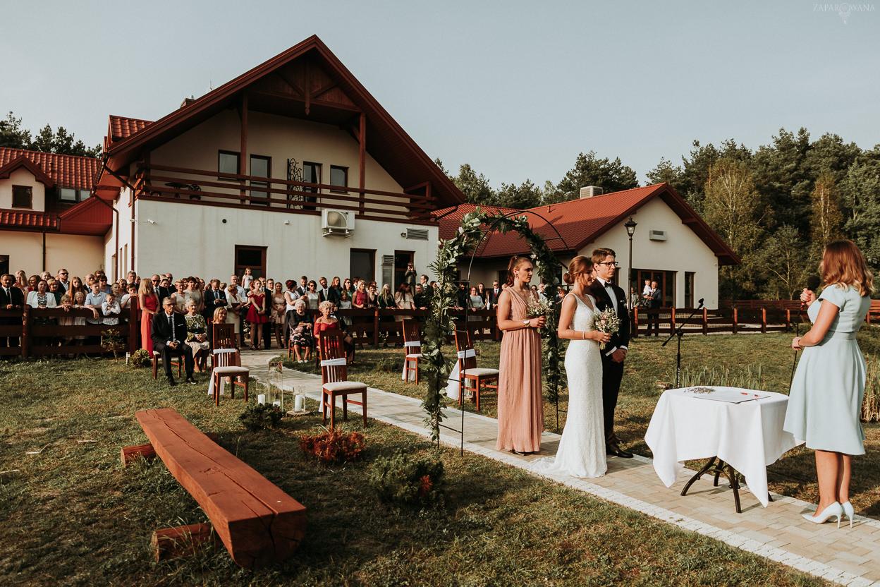 039 - ZAPAROWANA - Ślub A-A