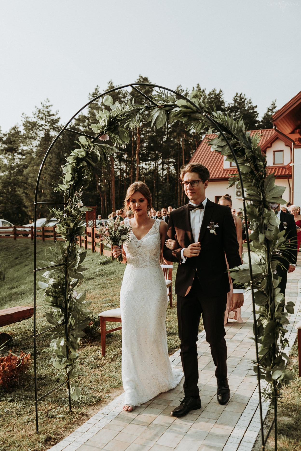 036 - ZAPAROWANA - Ślub A-A