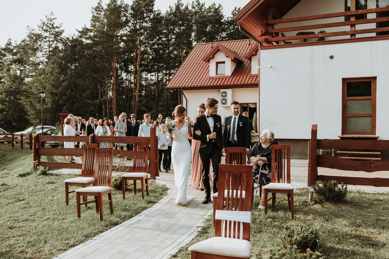 035 - ZAPAROWANA - Ślub A-A