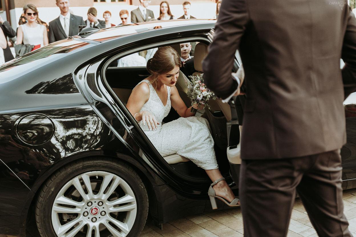 030 - ZAPAROWANA - Ślub A-A
