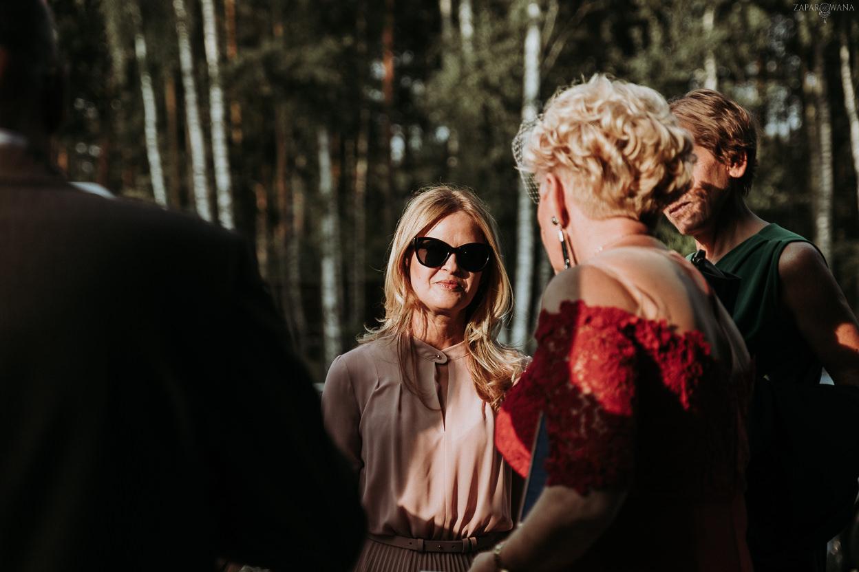 026 - ZAPAROWANA - Ślub A-A