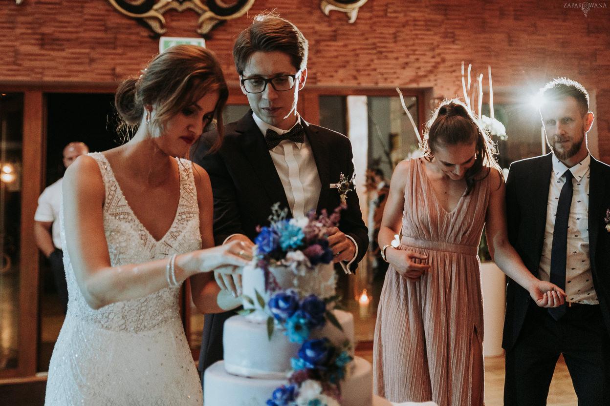 410 - ZAPAROWANA - Ślub A-A