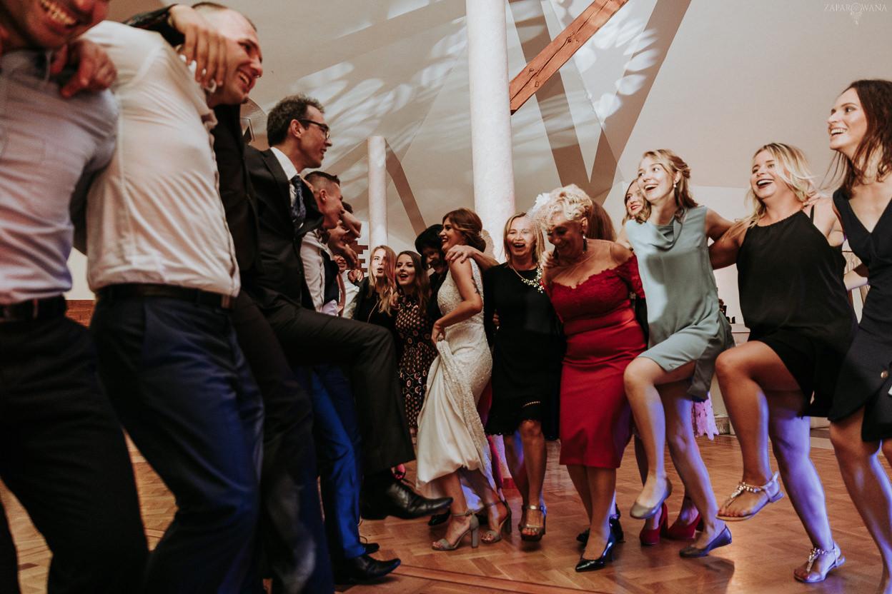 353 - ZAPAROWANA - Ślub A-A