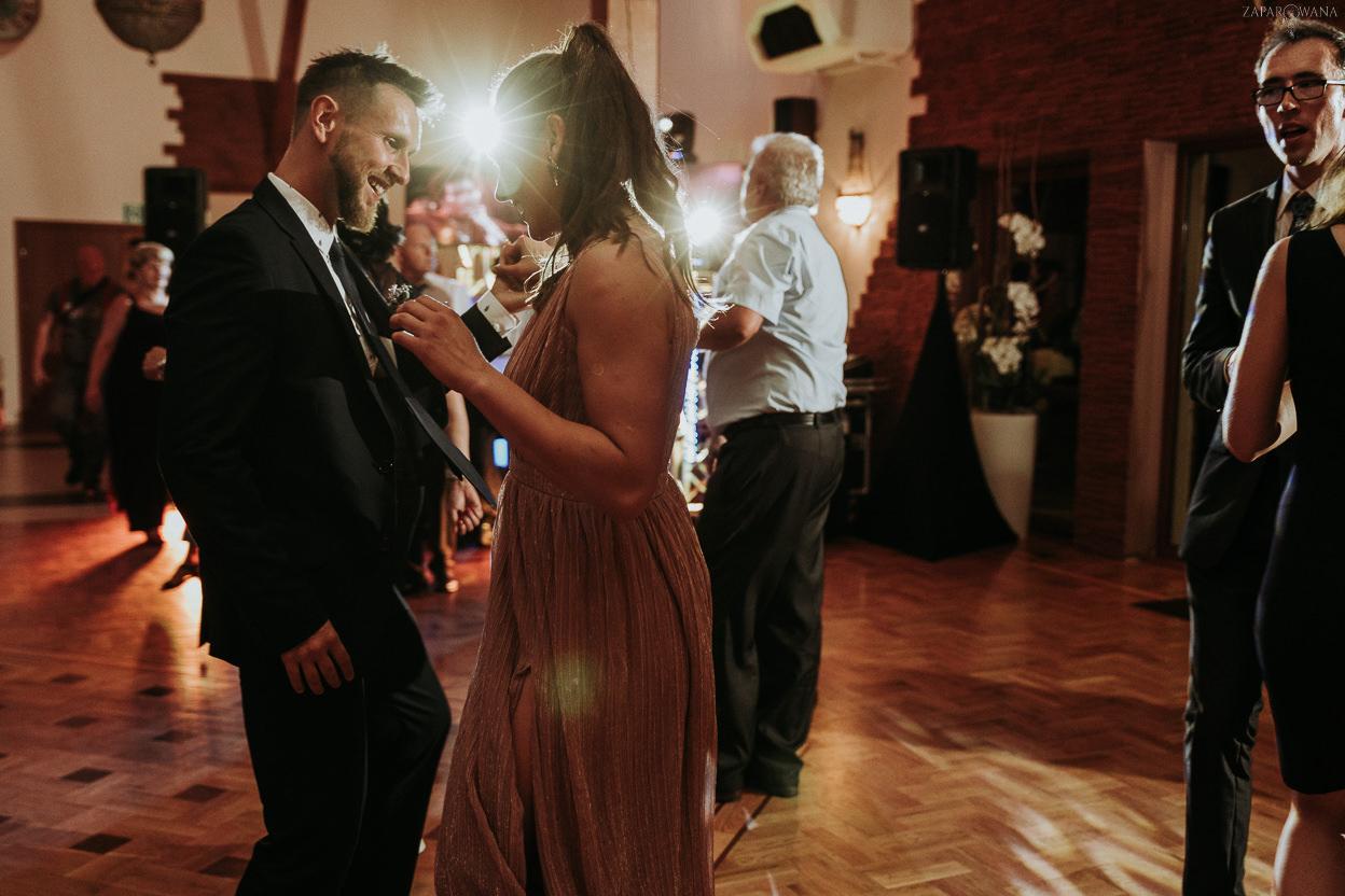 316 - ZAPAROWANA - Ślub A-A