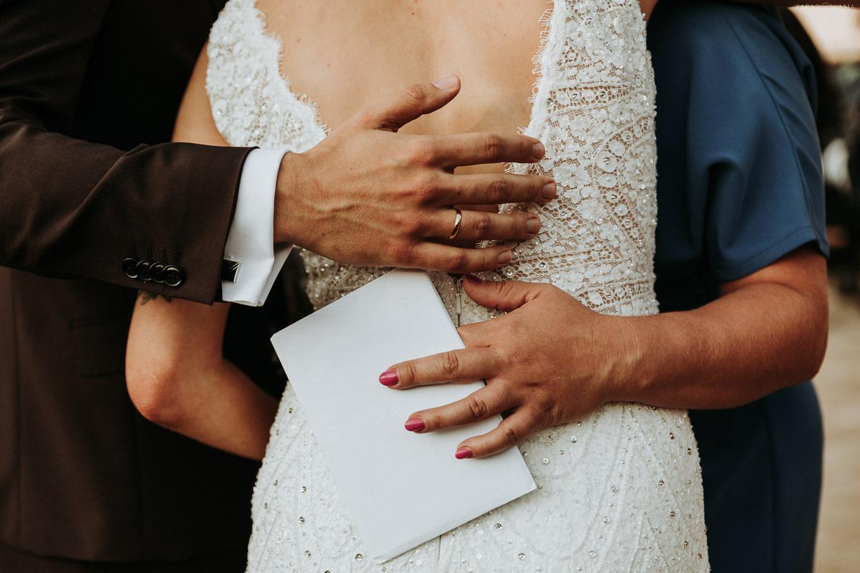 130 - ZAPAROWANA - Ślub A-A