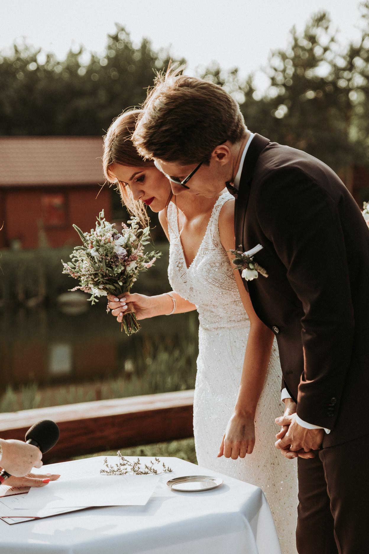 063 - ZAPAROWANA - Ślub A-A