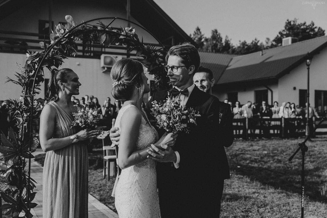 061 - ZAPAROWANA - Ślub A-A
