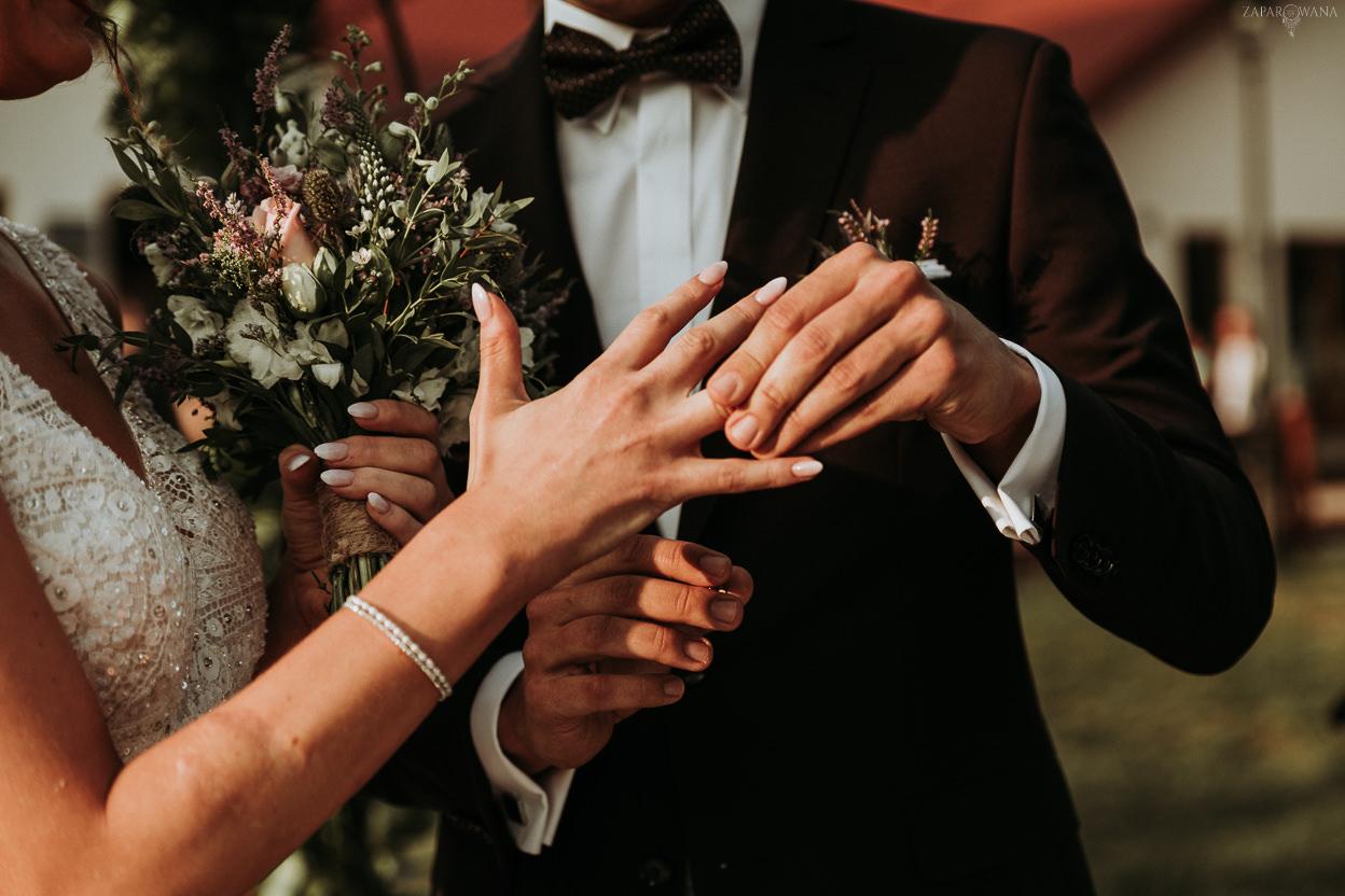 056 - ZAPAROWANA - Ślub A-A