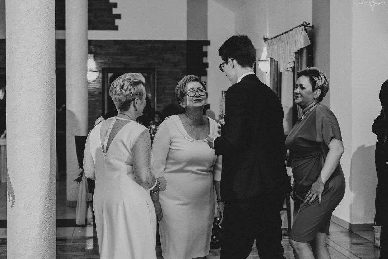 294 - ZAPAROWANA - Ślub A-A