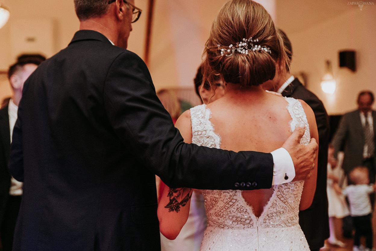 259 - ZAPAROWANA - Ślub A-A