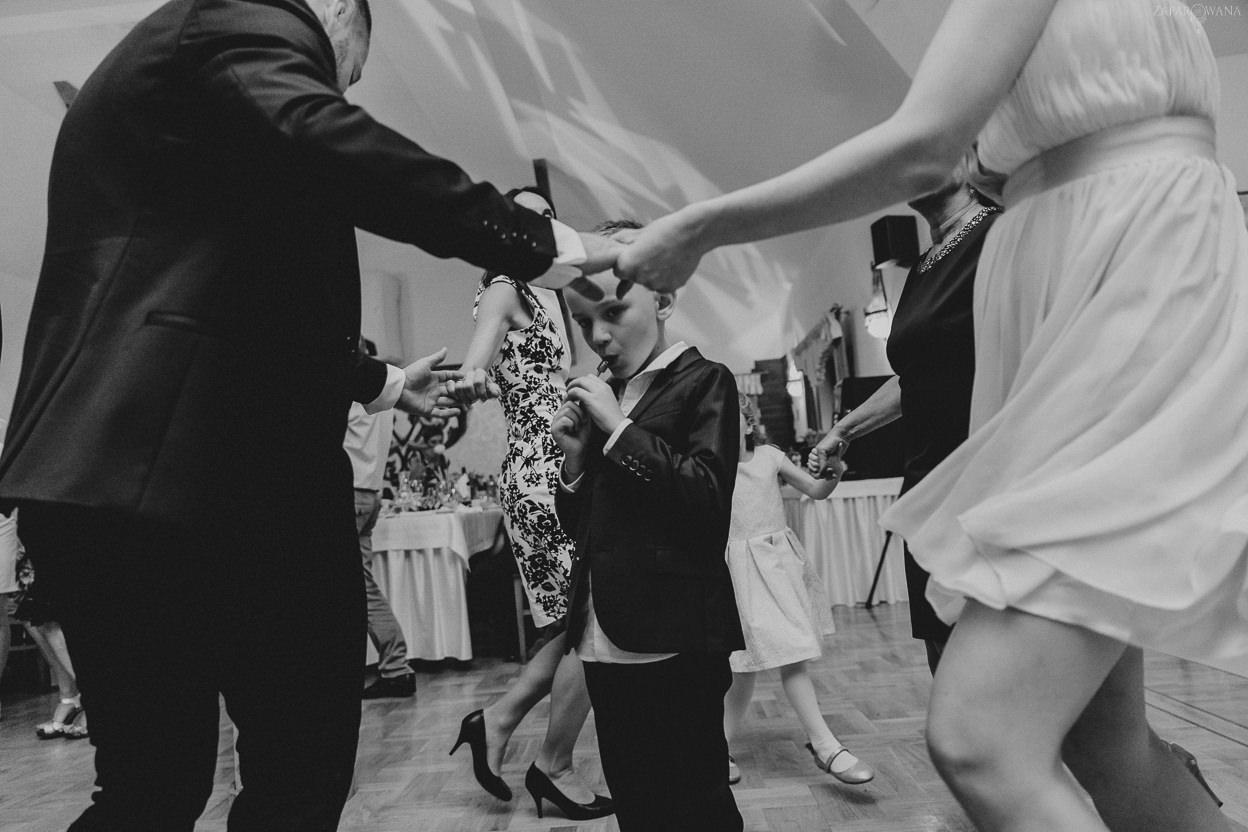 256 - ZAPAROWANA - Ślub A-A